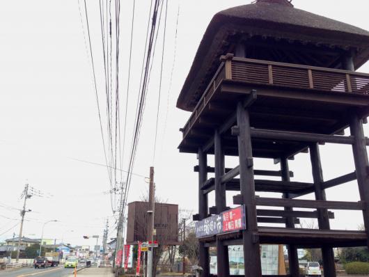 佐賀方面から神埼市役所前信号