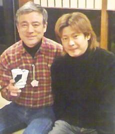 師である松本郁夫さん